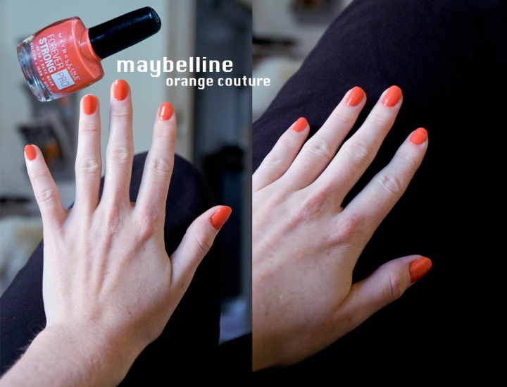 maybelline nailpolish